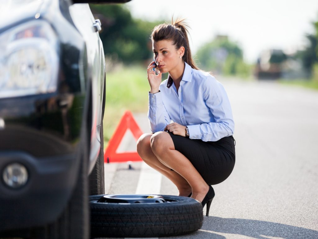 Asistence při dopravní nehodě