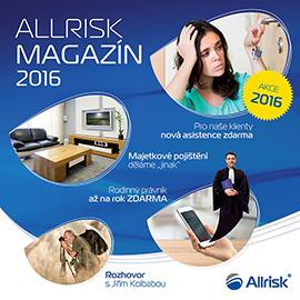 Allrisk Magazine 2016