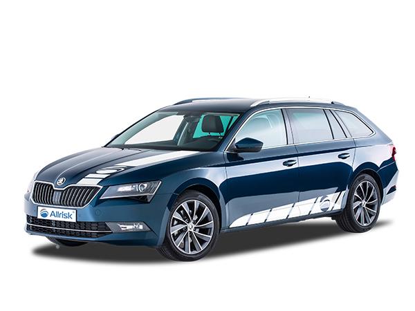 Nové vozy v produktu Allrisk CAR EFFECTIVE za špičkové ceny