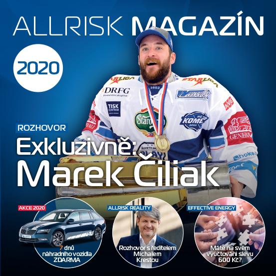 Allrisk Magazín 2018